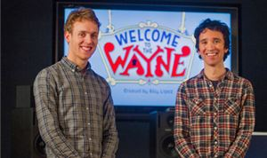 Audio: Nick.com's 'Welcome to the Wayne'