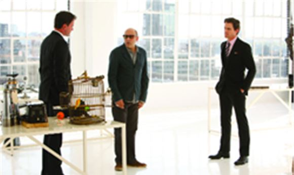 Cover Story: Shooting USA Network's 'White Collar'