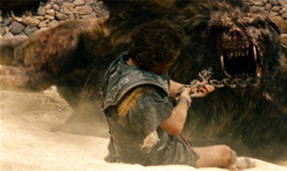 Previs's role in 'Wrath of the Titans'