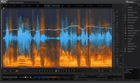 Post Magazine - Review: iZotope's RX 3 Advanced