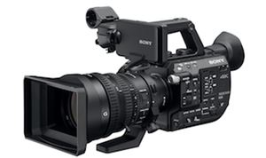 Sony introduces 4K compact Super35 camcorder