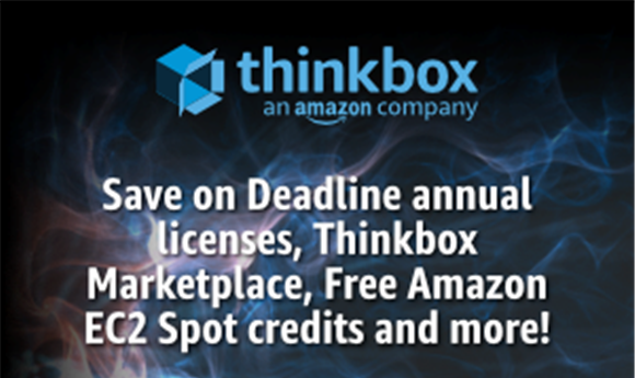 Sponsored News: Thinkbox Software has launched a huge 10 day Sale
