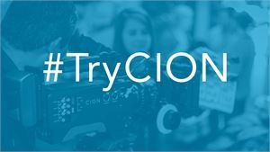 AJA kicks off #TryCION camera promotion