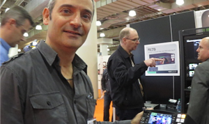 Sound Devices showcases rack-mounted video and audio recorders at CCW 2014