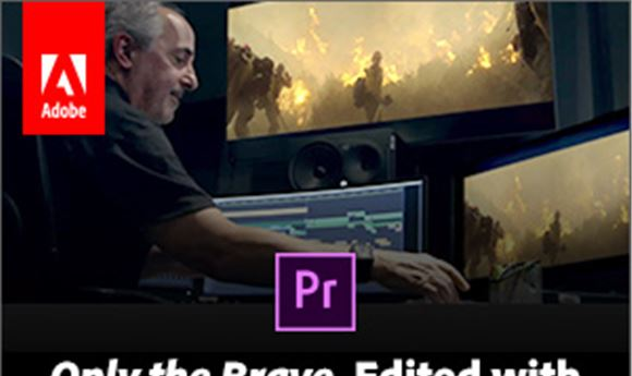 "Sponsored News: ""Only the Brave"", Edited with Adobe Premiere Pro CC"