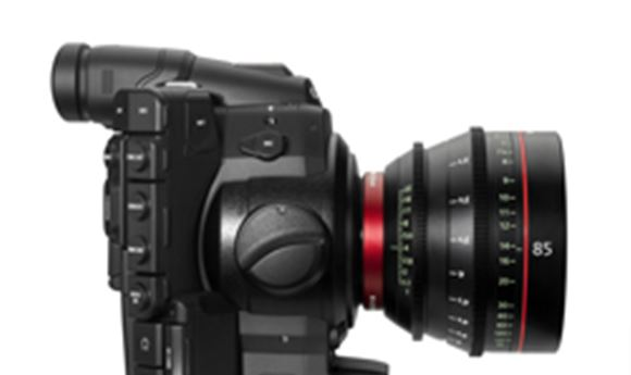 Cinema EOS: Canon's first 'dedicated' motion picture camera