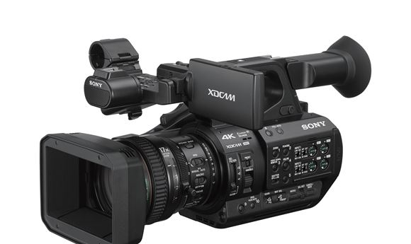 Sony announces PXW-Z280 4K three-chip camcorder