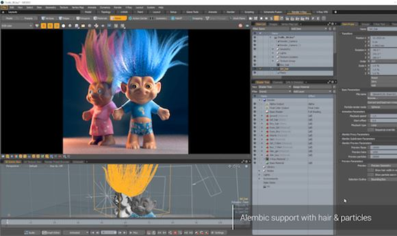 Chaos Group launches V-Ray for MODO