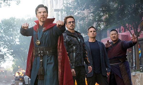 VFX: <em>Avengers: Infinity War</em>