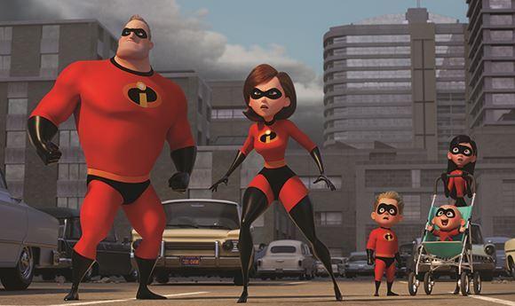 Animation: <em>Incredibles 2</em>
