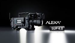 Arri Alexa cameras get 4.0 software update