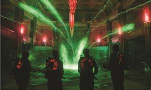 <i>Ghostbusters</i> sound artists revisit a classic