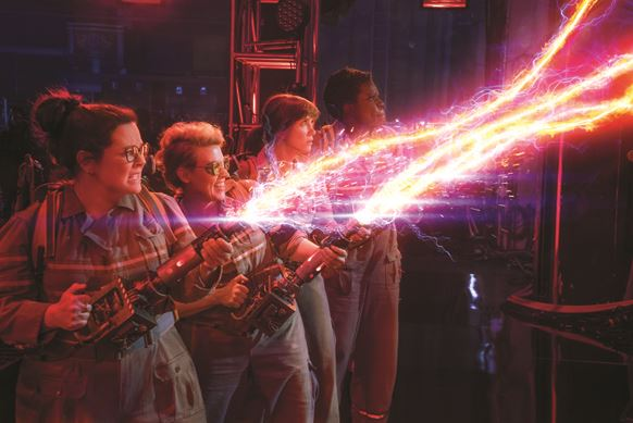 Cover Story: <i>Ghostbusters</i>