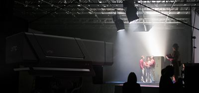 Lytro debuts light field capture system
