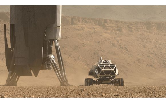 Framestore completes 1,000+ shots for Nat Geo's <i>Mars</i>