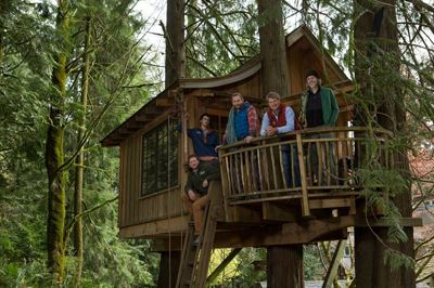 Reality TV: 'Treehouse Masters'