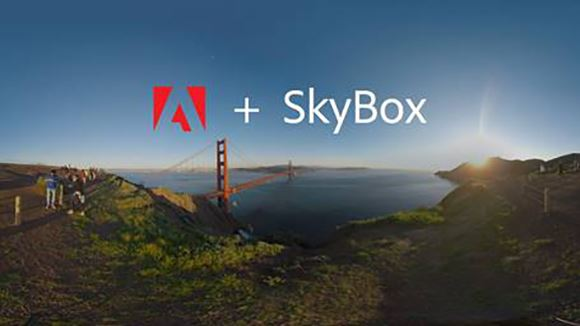 Adobe acquires SkyBox VR technology from Mettle