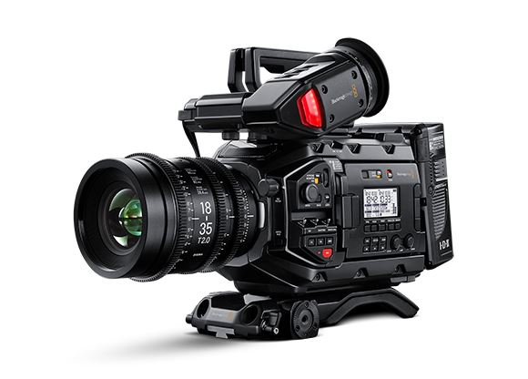 Blackmagic debuts Ursa Mini Pro camera & compact Resolve panels
