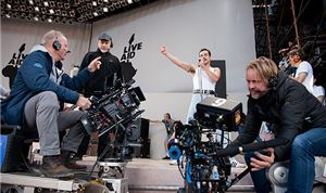 Is This the Reel Life? Shooting <I>Bohemian Rhapsody</I>