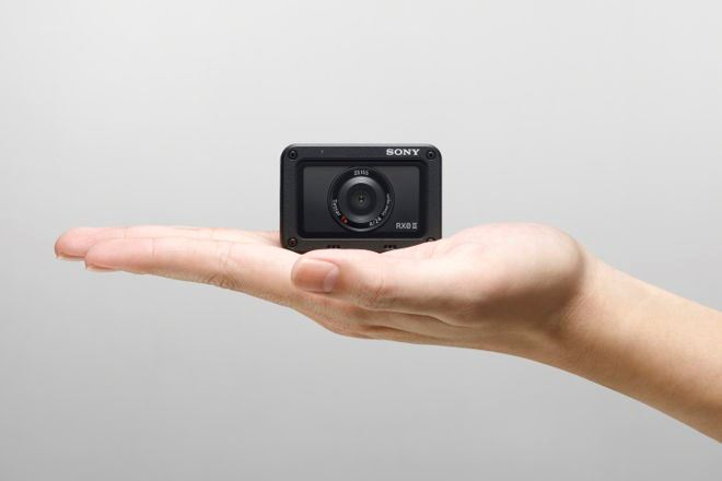 Sony introduces ultra-compact 4K camera