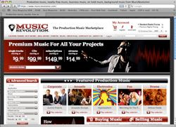 MusicRevolution offers new subscription model