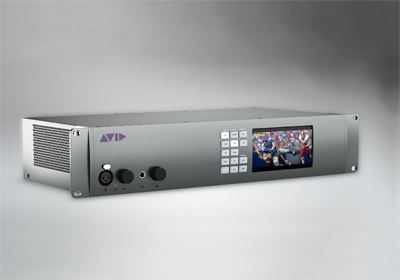 Avid ships Artist|DNxIO hardware interface