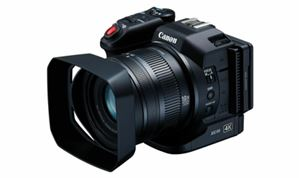 Canon introduces XC10 4K digital camcorder