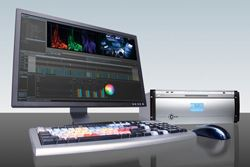 Rohde & Schwarz DVS GmbH name reflects combined expertise