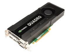 IBC 2012: Nvidia's new Quadro K5000 improves Mac Pro performance