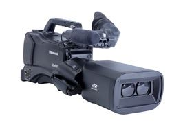 Panasonic announces new P2, AVC, 3D products