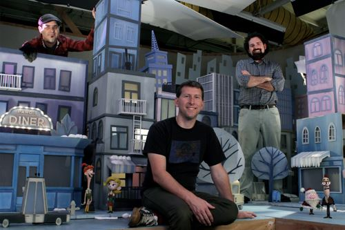 Screen Novelties completes stop-motion 'Elf' special