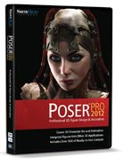 Smith Micro releases 64-bit Poser Pro 2012