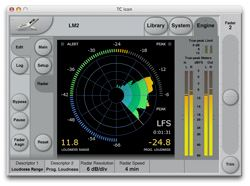 AES: TC Electronic addresses 'loudness'