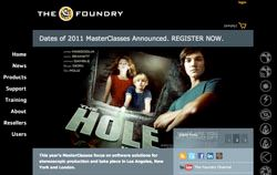 The Foundry hosting 'MasterClasses'