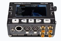 IBC: A/V recorders from Sound Devices