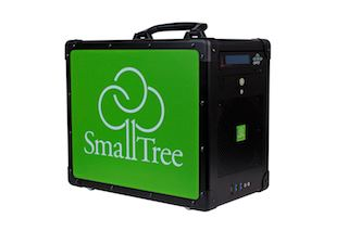 Small Tree unveils TZ5+ mobile shared storage system