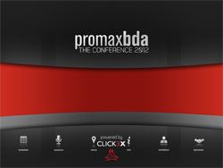 Click 3X designs app for PromaxBDA