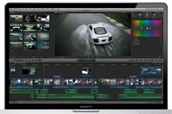Apple intros FCP X
