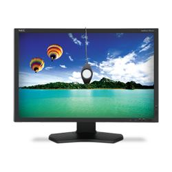 NEC display offering new 24-inch color accurate Multisync PA series with GB-R LED backlight