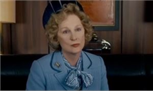 Film Trailer: The Iron Lady