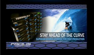Facilis showing VR playback solution at IBC
