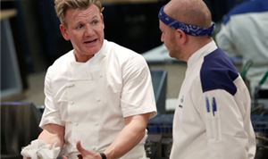 Reality TV: 'Hell's Kitchen'