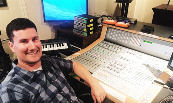 Careers: Supervising sound editor/re-recording mixer Steve 'Major' Giammaria