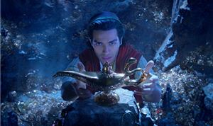 <I>Aladdin</I>: DP Alan Stewart shoots the new live-action film