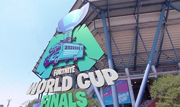 Fortnite World Cup Finals: Ncam drops in live AR characters