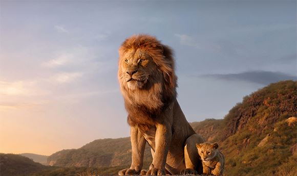 Animated Feature: <I>The Lion King</I>