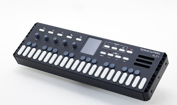 Review: Sonicware's ELZ_1 synthesizer