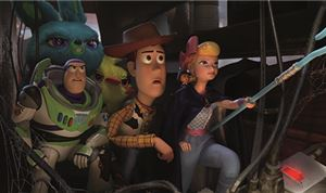 Animation: <I>Toy Story 4</I>
