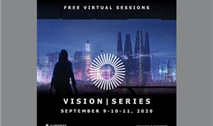 Autodesk announces 'Vision Series' schedule