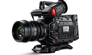 Blackmagic Design updates Ursa Mini Pro 4.6K camera